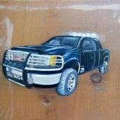 Truck Portrait 3